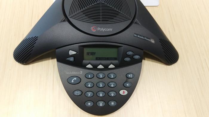 Polycom多方語音電話會議機